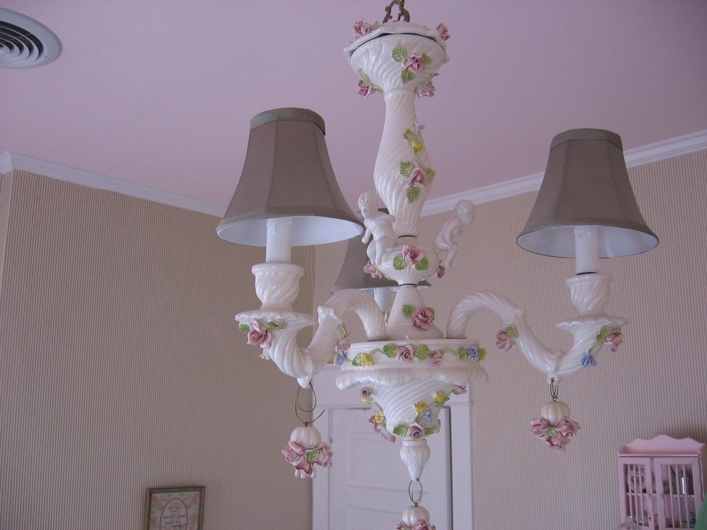 Angel Chandelier