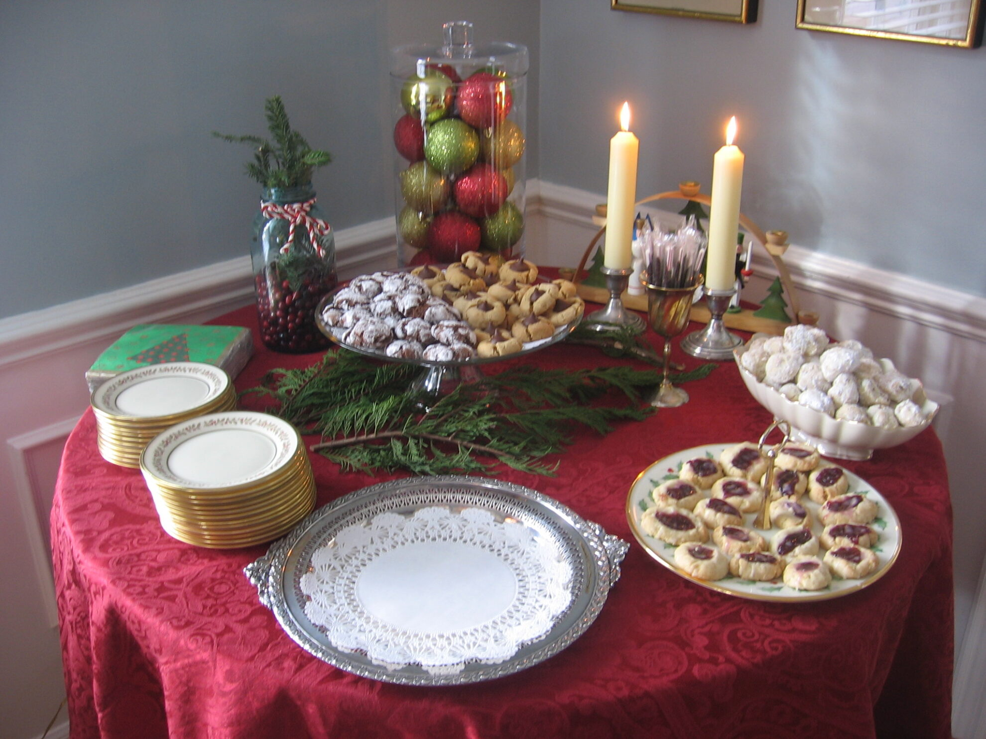 Holiday Open House–Vignettes
