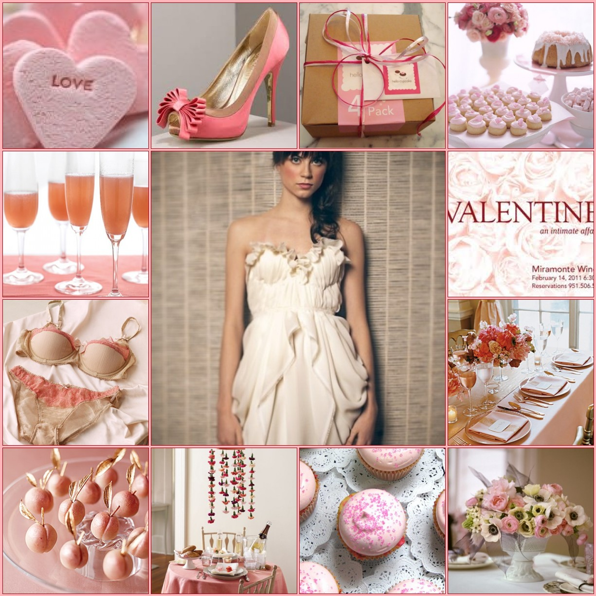 Valentine's Day Inspirtation Board