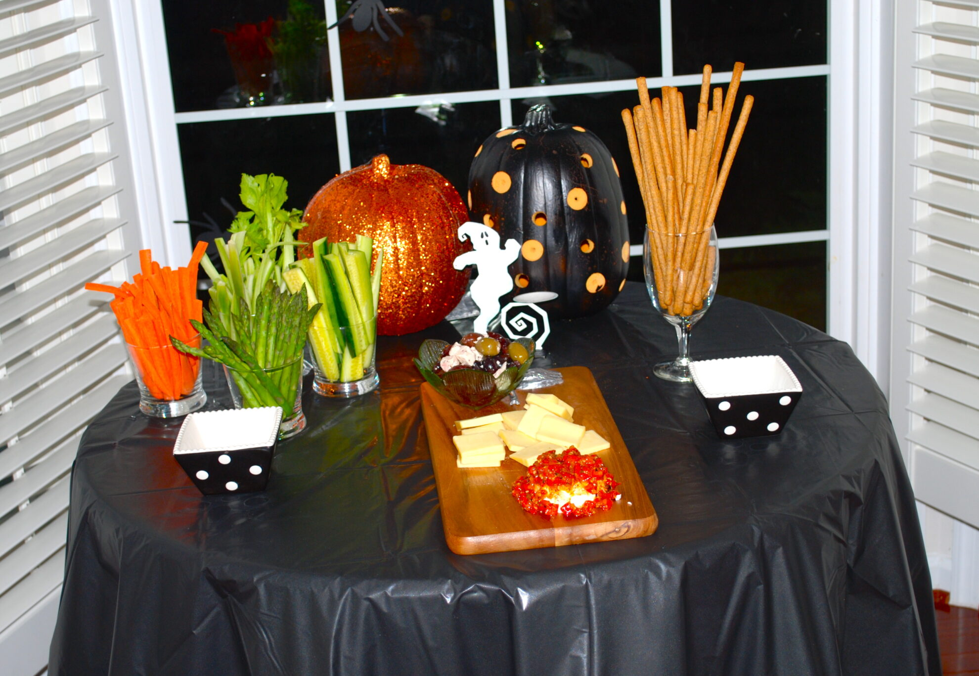 Happy Halloween–A Spooky Holiday Bash