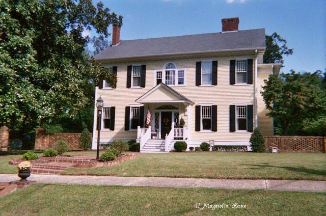 Historic home tour | 11 Magnolia Lane