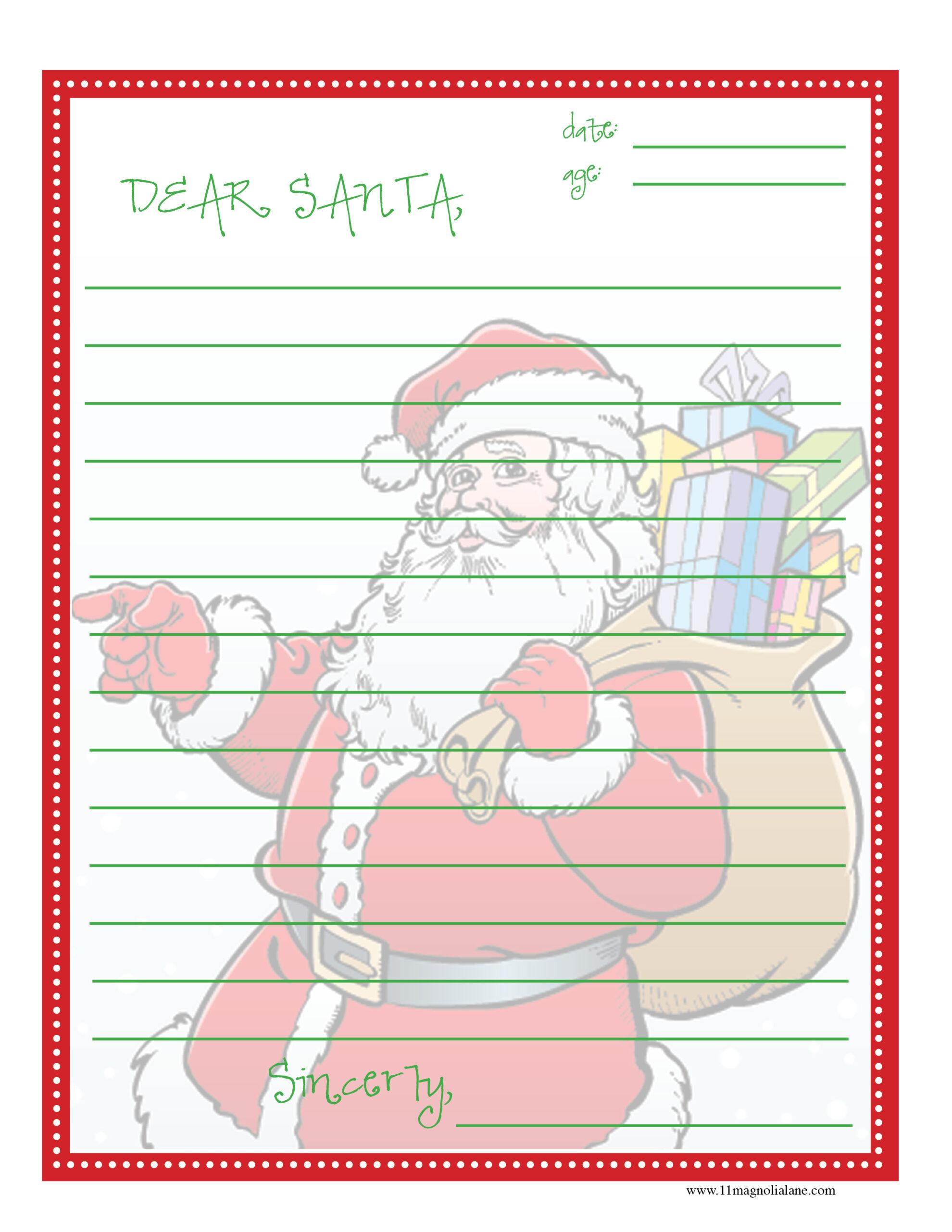 ... Photos - More Amusing Dear Santa Letters Dear Santa Mommy Says That
