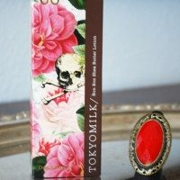 Rocking January Giveaway–Tokyo Milk Dead Sexy Hand Lotion & Ruby Red Ring