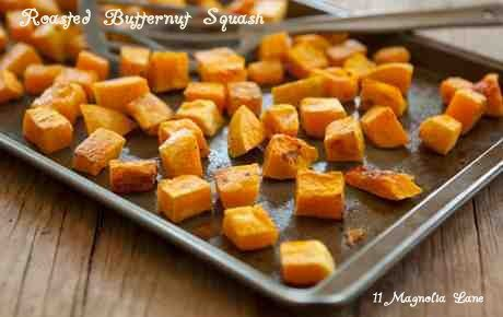 Spice Rubbed Pork Tenderloin with Roasted Squash | 11 Magnolia Lane
