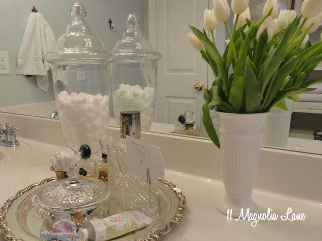 Master Bathroom Reveal–Finally!