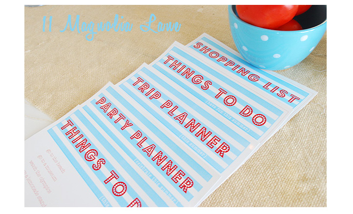 Free summer printables for the best summer yet!