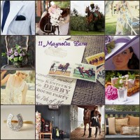 Kentucky Derby/Gold Cup Inspiration Board