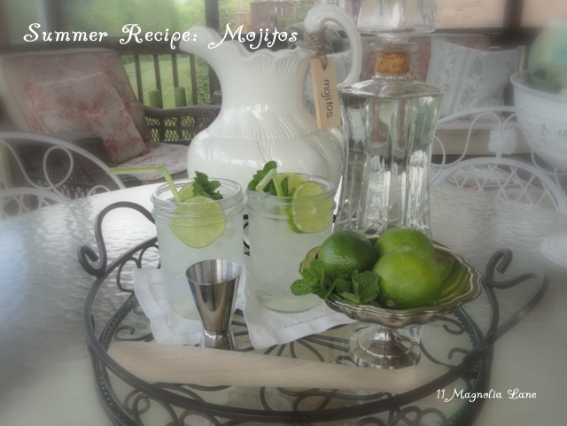 mojitos from scratch recipe