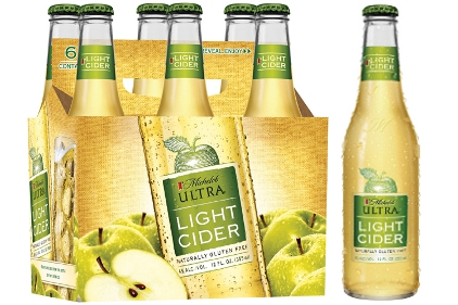 A New Summer Drink–Michelob Ultra Hard Cider