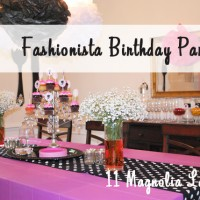 Fashionista Party!!