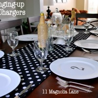 My dining room was in major need of a mini makeover!!