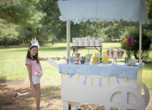 An AMAZING Ice Cream Birthday Party!!