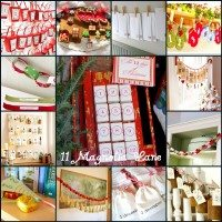 Advent Calendar Inspiration Board