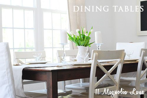 Dining Room Tables & Kitchen Tables?