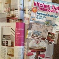 Christy's kitchen in BH&G Kitchen + Bath Makeovers Spring 2013