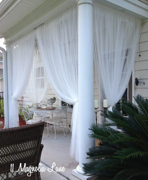 Our New Home–Back Porch