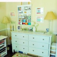 craft room makeover marked