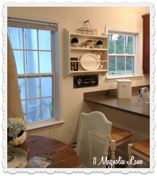 How to Make DIY No-Sew Burlap Window Valances