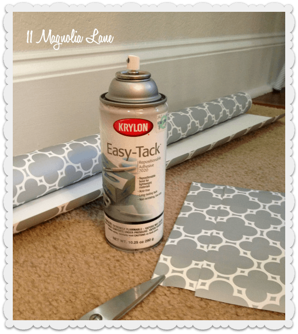 Krylon Easy Tack Spray Adhesive