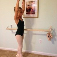 ballet barre DIY-002