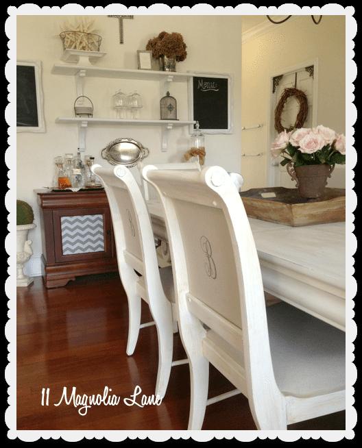 dining room chandelier Cosette Ballard