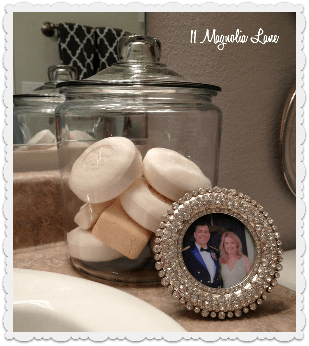 guest soaps in a jar