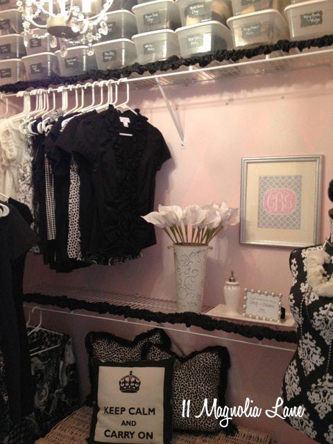 silver pink closet chandelier