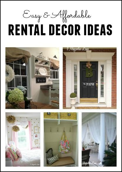how to make that rental house into a home 10 decorating