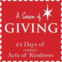 A Season of Giving 2014