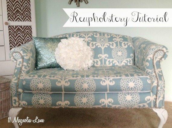 How To Reupholster Sofa Cushions Memsahebnet Recover