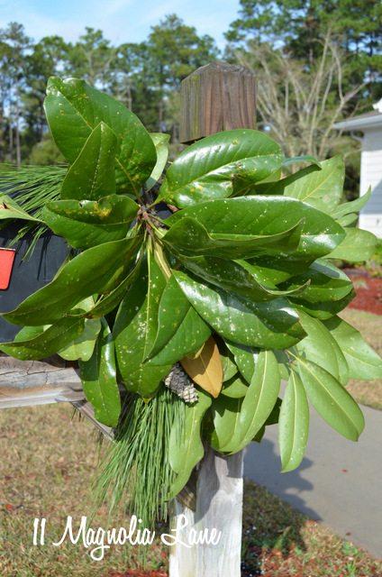 mailbox-magnolias