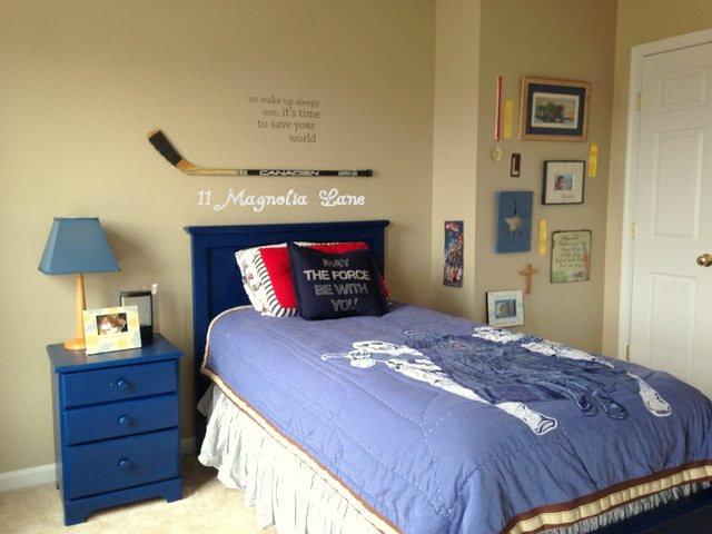 little boys 39 bedrooms in navy tan and red 11 magnolia lane
