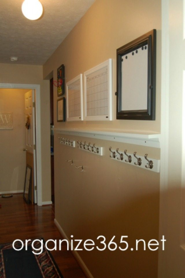 Foyer Hallway Zones : Operation organization creating an entryway drop