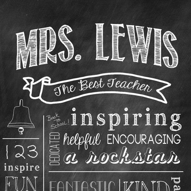 Teacher Appreciation Week PRintable