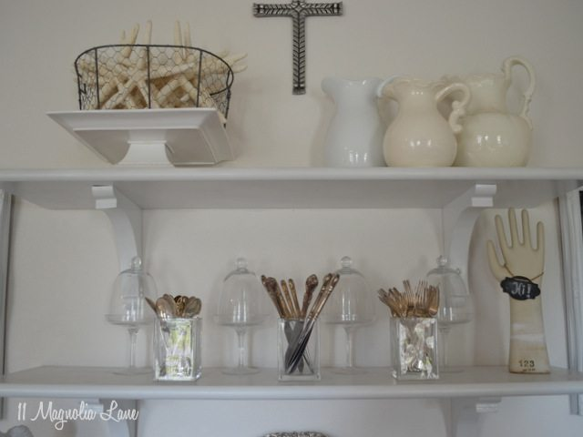 Updating The Open Shelving In My Dining Room