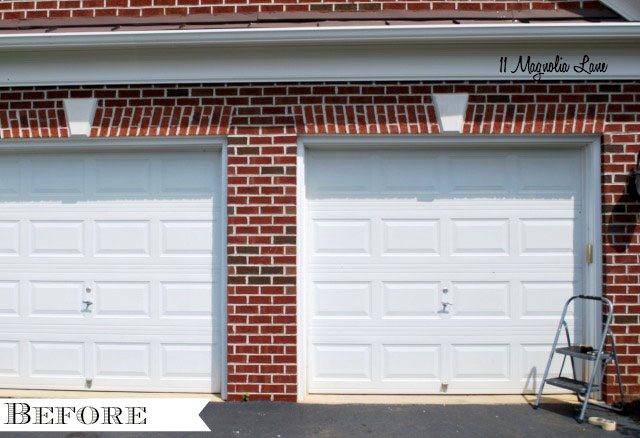 18 By 30 Instant Garage : Add instant curb appeal with faux carriage garage doors