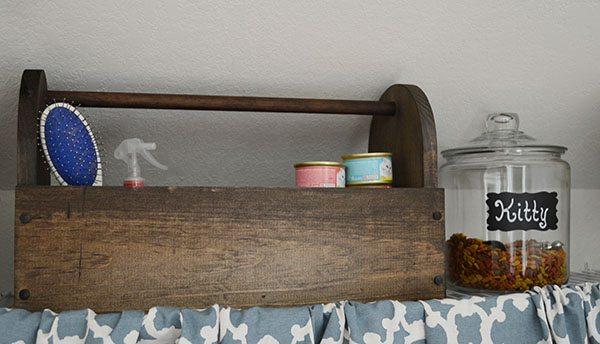 DIY Pet Retreat | 11 Magnolia Lane