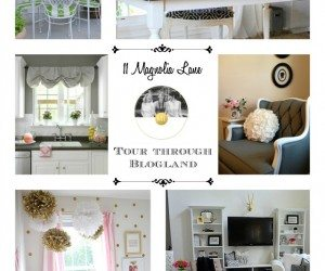 11 Magnolia Lane |Tour Through Blogland