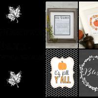 Fall Printables Roundup   11 Magnolia Lane