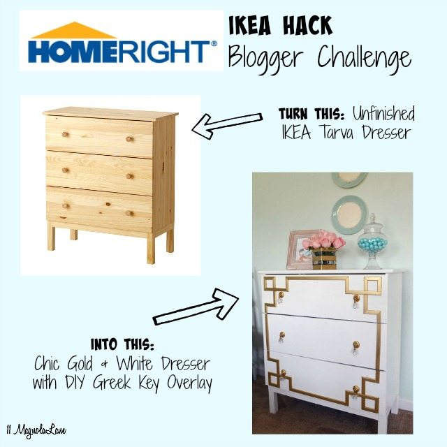 11 Magnolia Lane IKEA Hack