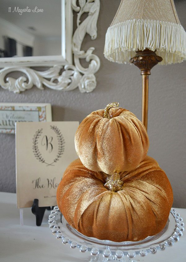 Indoor Fall Decor Ideas 11 Magnolia Lane