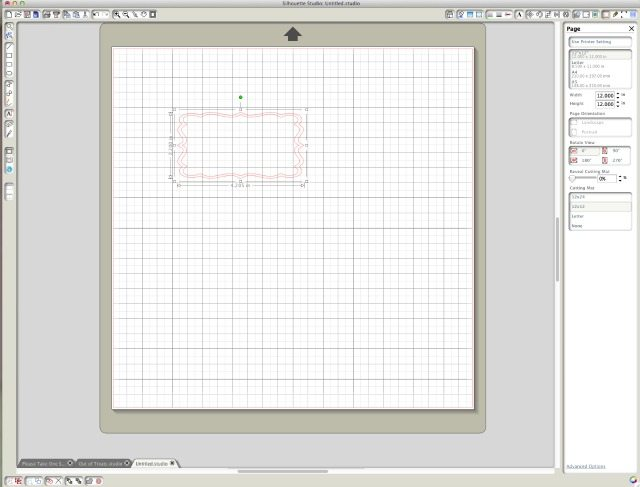 Silhouette CAMEO tutorial