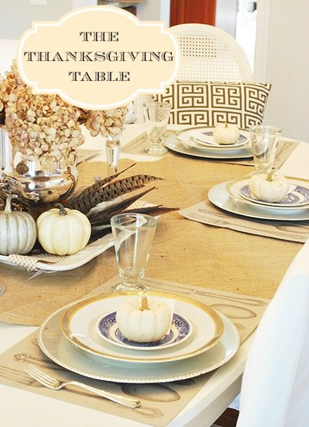 tablescape header