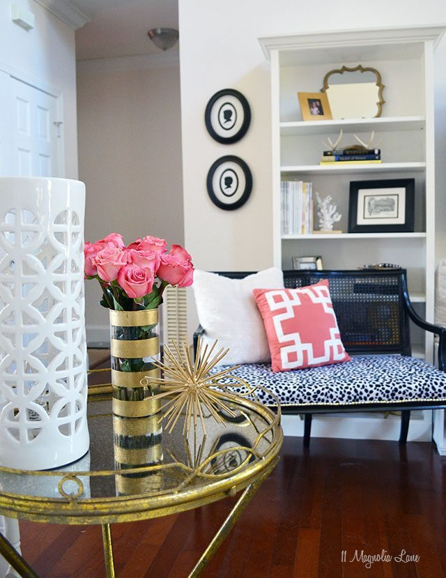 Eclectic And Colorful Living Room Decor