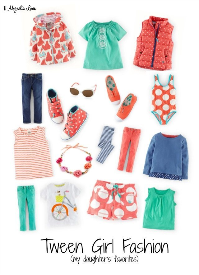 My Daughter's Favorite Fashion Ideas for Tween Girls–Mini Boden