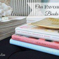 Our favorite books | 11 Magnolia Lane
