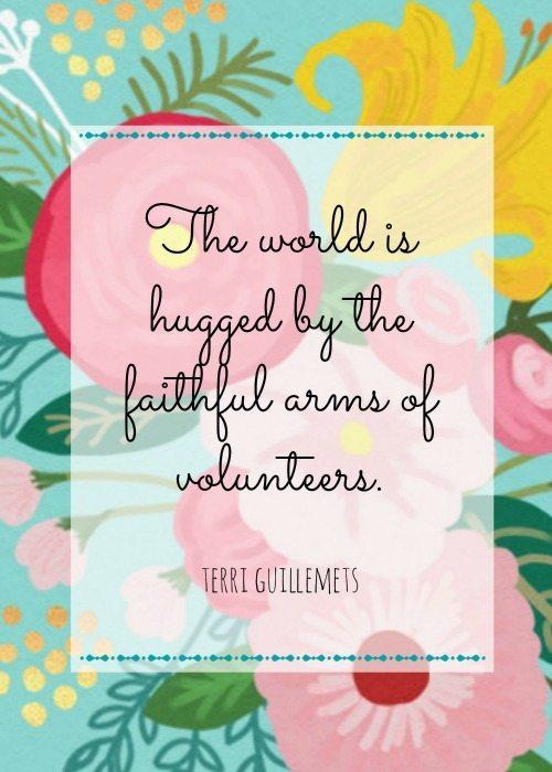 Free Floral Printables for Volunteer or Teacher ...