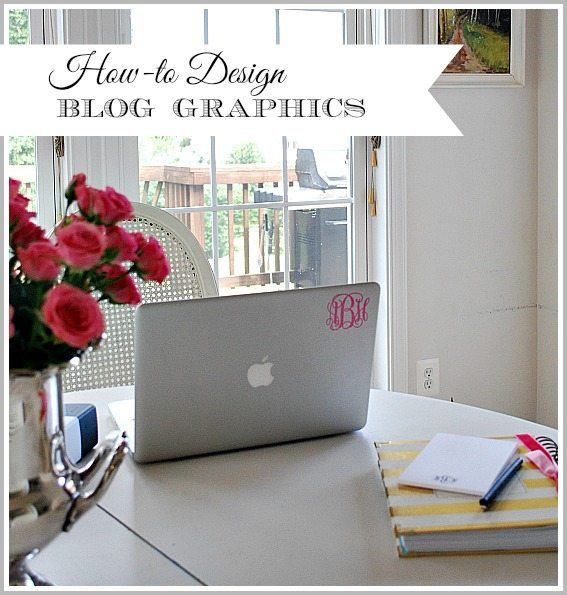 How-To Design Graphics to Brand your Small Business or your Blog