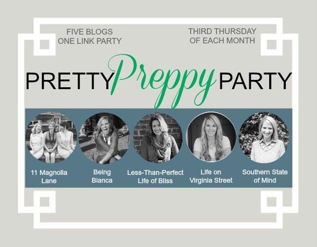 The December Pretty Preppy Party