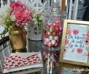 Easy gift idea--Administrative Professionals' Day or Teacher Appreciation | 11 Magnolia Lane